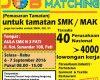 6-7 September 2016, SMKN 3 Pati Gelar Job Matching