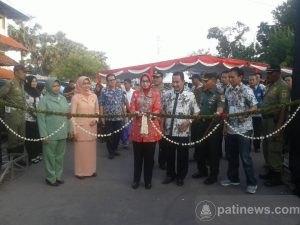 Bupati Pati Buka Koperasi dan UMKM Expo 2017