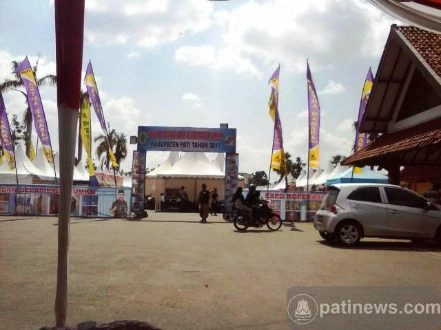 Pemkab Pati Gelar Expo Koperasi dan Bazar UMKM 2017