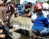 Tradisi Sedekah Laut Juwana Pati (Gambar: facebook.com/ Shinta Febriyana Suci)