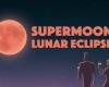 Catat 28 September 2015 Bakal Terjadi Gerhana Bulan Supermoon