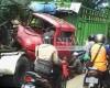 Kecelakaan Karambol Di Jalur Pantura Pati Kudus Akibatkan Kemacetan 1 Km