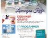 Lowongan Kerja Desainer Grafis dan IT Programmer di KSH Pati