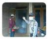 Cegah Deman Berdarah di Winong, Warga Lakukan Fogging