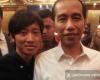 Warga Pati di Korsel Senang disambangi Jokowi