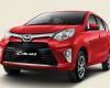Harga Toyota Calya dan Daihatsu SigraHarga Toyota Calya dan Daihatsu Sigra