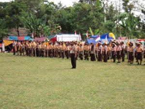 Pembangunan Revolusi Mental Generasi Bangsa Pada Jambore Pramuka