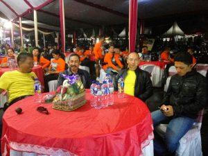 Bupati Pati hadir dalam event Smokers MC 4th Anniversary di Pati