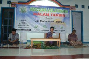 Malam Takbir, PDPM Pati Gelar Pengajian di Desa Kembang Dukuhseti