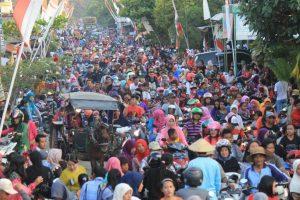 Ribuan Warga Hadiri Karnaval Budaya Desa Pekalongan Winong Pati