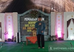 Bupati Pati: KH Sholeh Amin, Ulama Besar Dalam Dunia Pendidikan di Pati