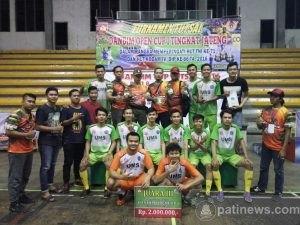 Ini Hasil Pertandingan Futsal Dandim Cup I 2016 Tingkat Jateng