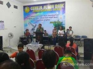 Danramil Kunjang : Tidak Ada Mayoritas dan Minoritas Di Indonesia