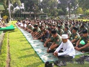 Kodim 0809/Kediri : Doa Bersama Untuk Keselamatan Bangsa