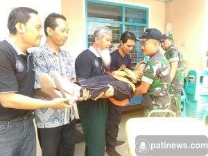 Latihan Tanggap Darurat Puskesmas Bersama Koramil 18/Plemahan