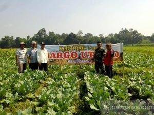 Launching Produk Unggulan Bersama Poktan Margo Utomo