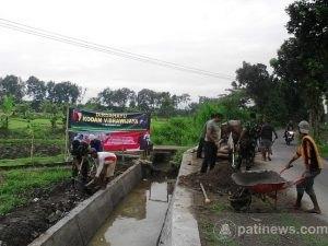 Pembangunan Tangkis Untuk Sukseskan Swadaya Pangan