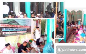 Ribuan Warga Ikuti Peringatan Maulid Nabi Muhammad SAW di Ponpes Al Istianah Pati