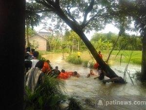 Satu Orang Tewas Terseret Arus Sungai di Grobogan