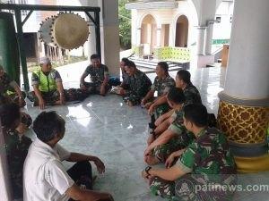 Warga Tambakromo Doa Bersama Untuk Kemenangan Timnas Indonesia