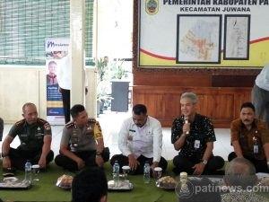 Gubernur Jateng Ajak Dialog Nelayan Cantrang Juwana