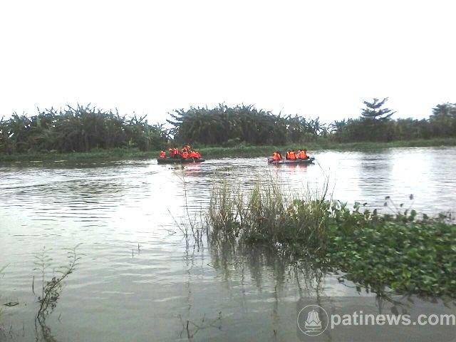 Pencari Ikan Yang Tenggelam di Sungai Silugonggo, Akhirnya Ditemukan