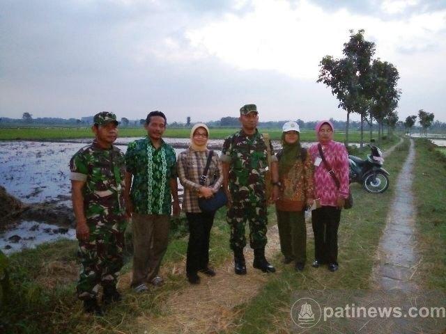 Tim Kementan RI Kunjungi Desa Tanjunganom Dan Desa Kuryokalangan Gabus