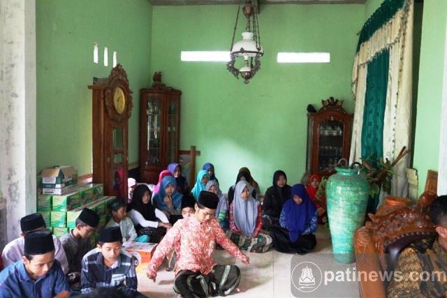 Peduli sesama, KPP Pratama Pati Berikan Santuan ke Panti Asuhan Baiturrohim Gambiran Margorejo