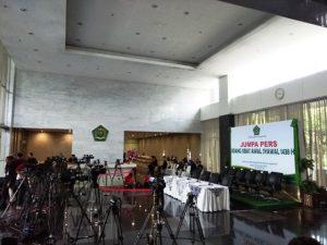 Sidang Itsbat Putuskan 1 Syawal 1438H Jatuh Pada Hari Ahad 25 Juni 2017