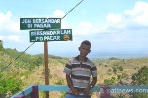 Pak Yatno, Penggagas Objek Wisata Puncak Arga Wanatirta Desa Beketel