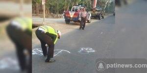 Anak Dibawah Umur Terlibat Kecelakaan di Jakenan, Polisi Pati Himbau Orang Tua