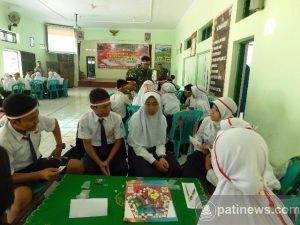 101 Pelajar SMP ikuti Wisata Matematika Bela Negara di Makodim Pati