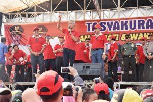 """Gubernur Ganjar Pranowo: """"Hoax Ora Usah Ditanggepi"""""""