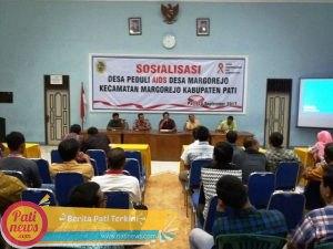 KPAK Pati Gelar Sosialiasi Gerakan Desa Peduli AIDS