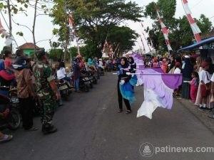 Karnaval Sedekah Bumi Desa Kepohkencono Pucakwangi Berlangsung Meriah