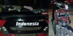 Kecelakaan Bus vs Mio di Jalur Pantura Juwana, Satu Orang Luka