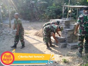 Kepedulian Masyarakat Duwet Kabupaten Kediri, Berswadaya Bedah Rumah