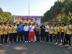 Bupati Haryanto Bersama Forkompinda Pati Canangkan HAORNAS 2017