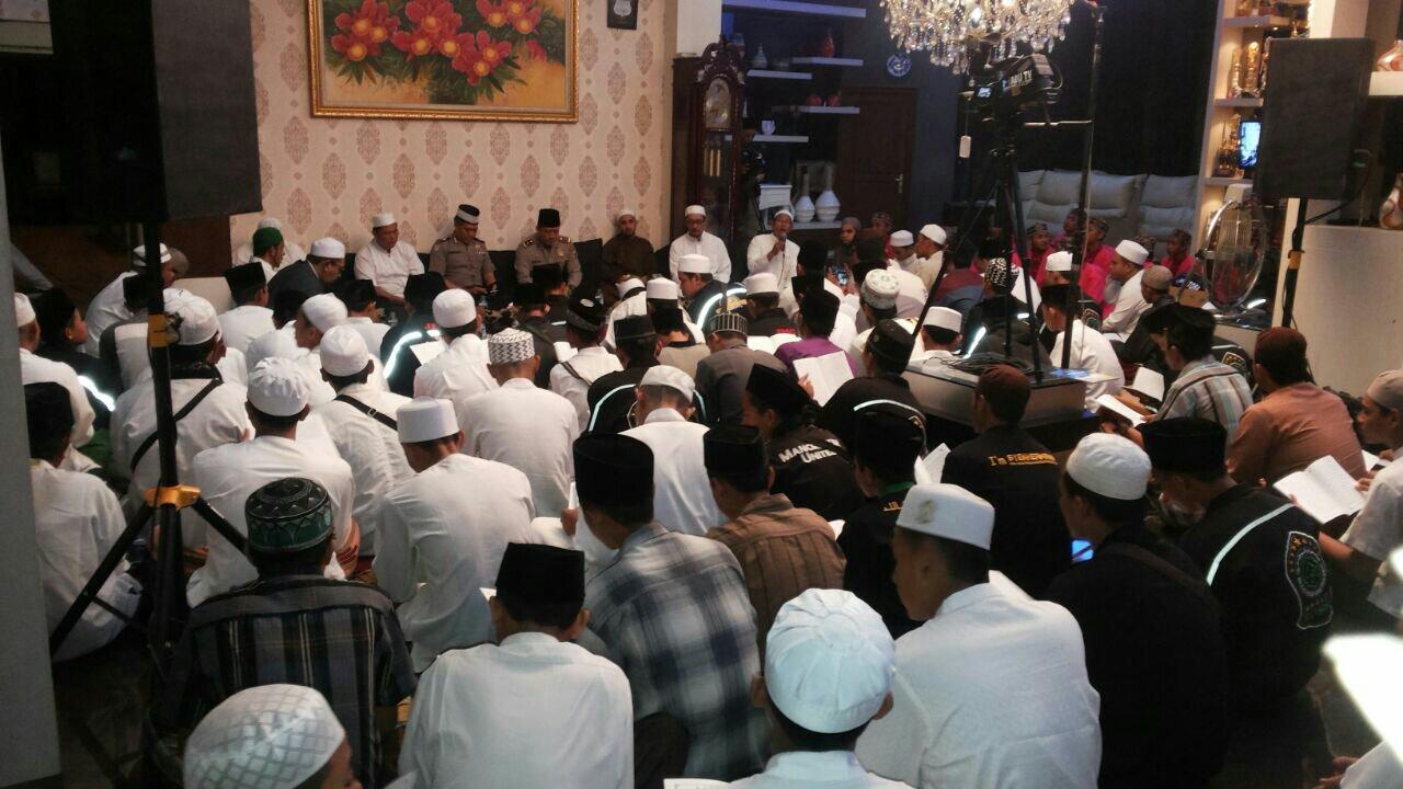 Isi Bulan Muharam Lewat Rhotib dan Sholawat