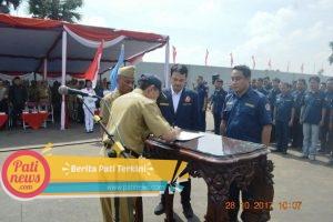 Inilah Ketua Karang Taruna Kabupaten Pati Periode 2017-2022