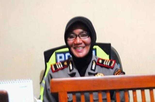 Polwan Pati Yang Ditakuti Preman dan Bandar Judi Itu, Kini Pindah Tugas ke Semarang