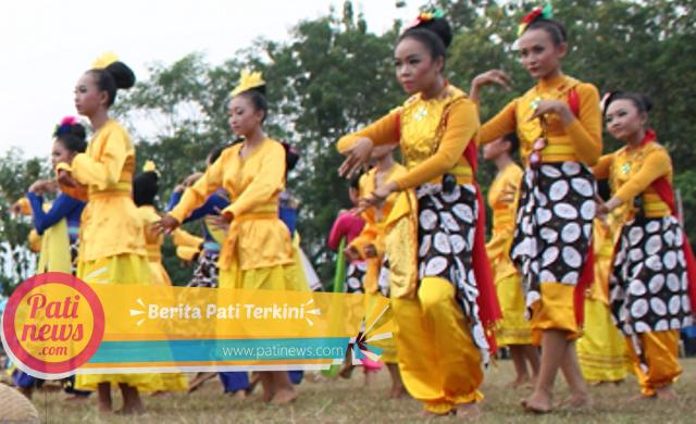 Tari Menyang, Tarian Tradisional Asal Tayu, Penghargaan Untuk Nelayan