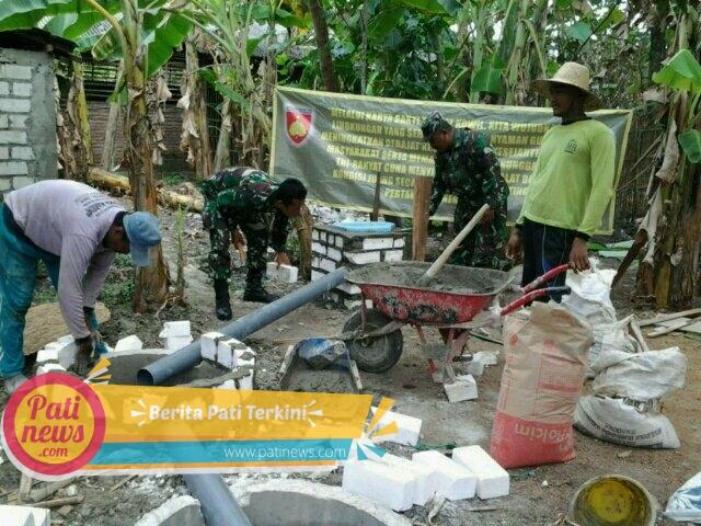 Program Jambanisasi di Kecamatan Batangan Sasar 18 Rumah
