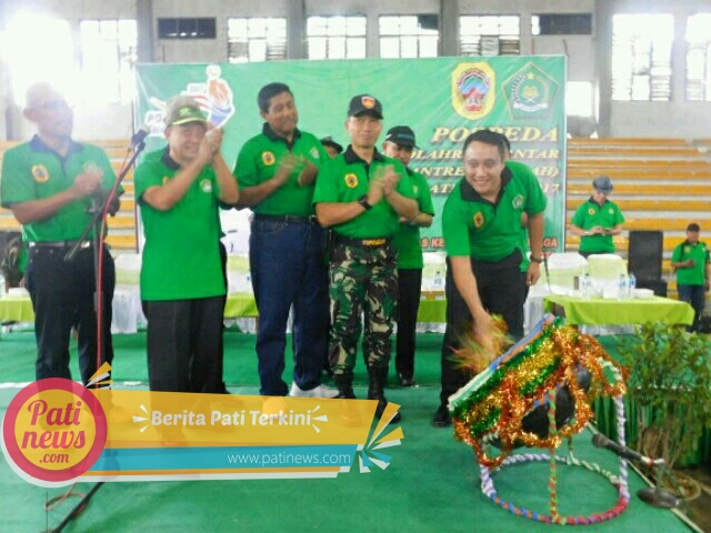 Saiful Arifin Buka Pekan Olahraga Antar Pondok Pesantren