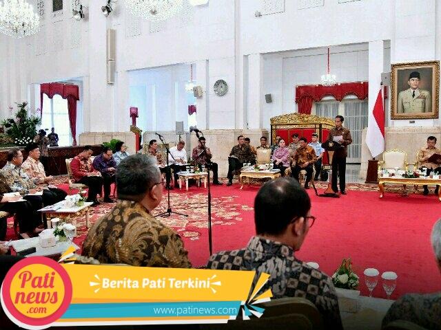 Presiden Jokowi, Minta Jajarannya Untuk Fokus Dalam Bekerja