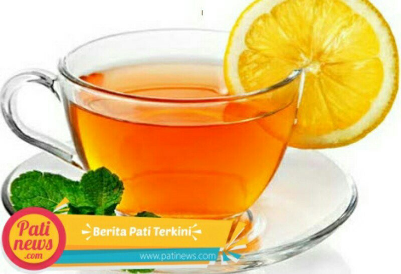 Cara Membuat Lemon Tea Hangat