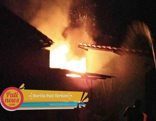 Kebakaran Dapur dan Mess Cafe Marimar, Disebabkan Oleh Kebocoran Selang Gas
