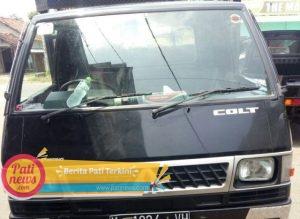 Kecelakaaan L300 dan Vario di Juwana, Satu Korban Dilarikan ke Rumah Sakit