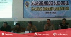 Musrenbangdes Sukobubuk, Polisi Ingatkan Transparansi Pengelolaan Dana Desa