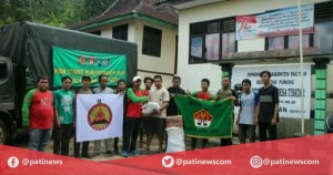 Bantu Korban Bencana Alam, Tim Relawan Polres dan Kodim Pati Tiba di Pacitan